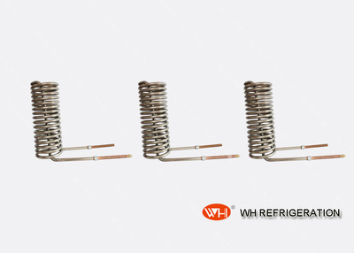 Titanium Heating And Cooling Coils HVAC Systems & Refrigeration Parts