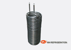 Customized Stainless Steel Coil Heat Exchanger For Dutchtub 3KW - 80KW Capacity