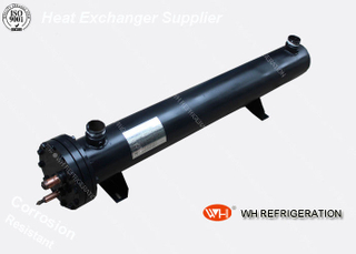Marine Shell And Tubular Heat Exchanger R134A Evaporator Refrigerator