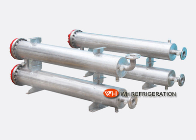 Highly Engineered Shell And Tube Type Heat Exchanger Constructed for Applications Needing Sanitary