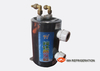 Anti-corrision Chiller Equipments Aquarium Titanium Evaporator Tube,1hp Aquarium Water Chiller