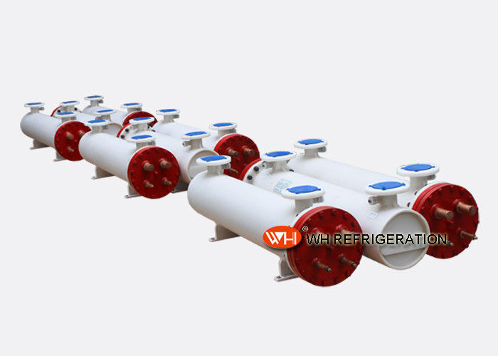 Simple Structure U Tube Shell And Tube Heat Exchanger / Stainless Steel Heat Exchanger