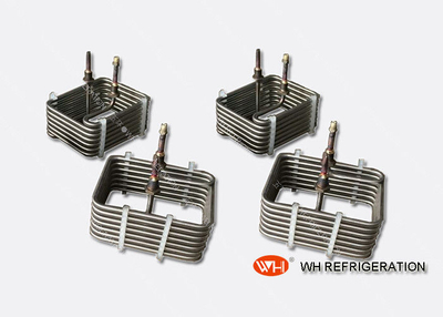 High Efficient Seawater Tube Heat Exchanger , Pure Titanium Twisted Heat Exchanger Coil