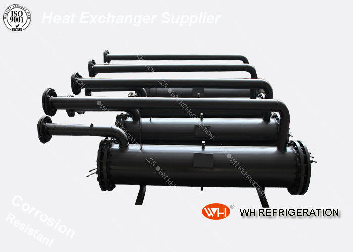 Customized 316l Shell And Tube Heat Exchanger Condenser in Ac,cheap Sea Water Condenser