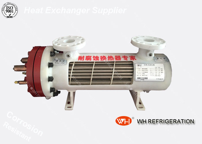 Economical Type Heat Exchanger Shell Tube Heat Exchanger Price Manufacture